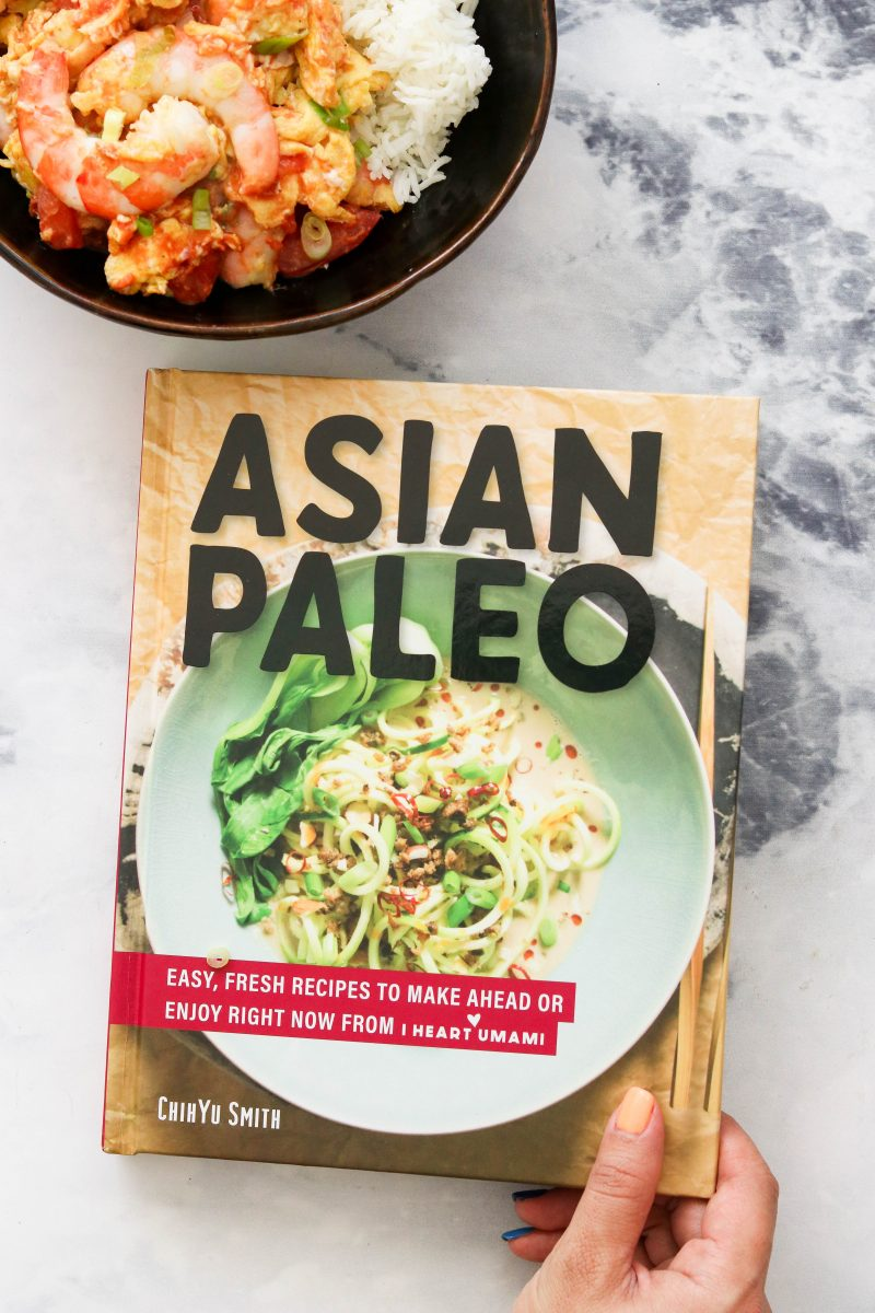 Asian Paleo cookbook