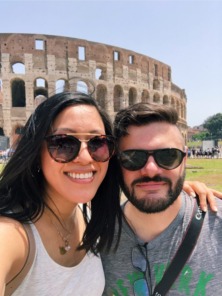 Rome to Amalfi Coast - Colosseum