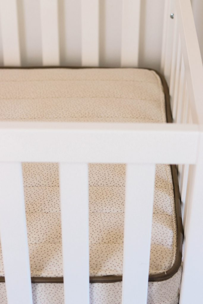 Emily Natural Crib Mattress - safest baby mattress