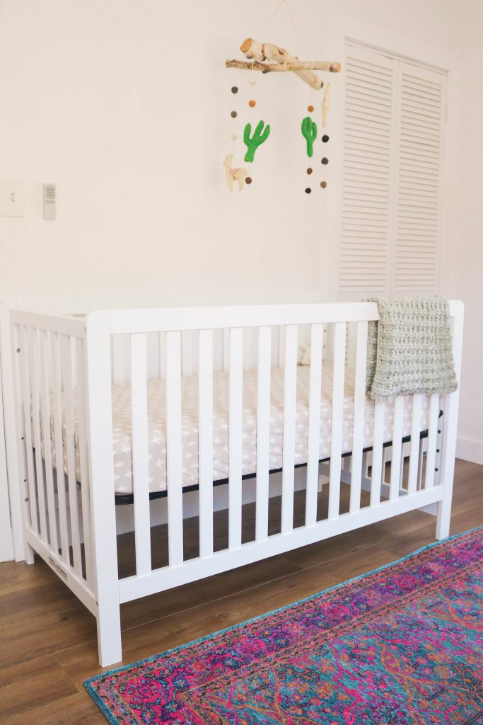 non toxic crib with flame retardant chemicals