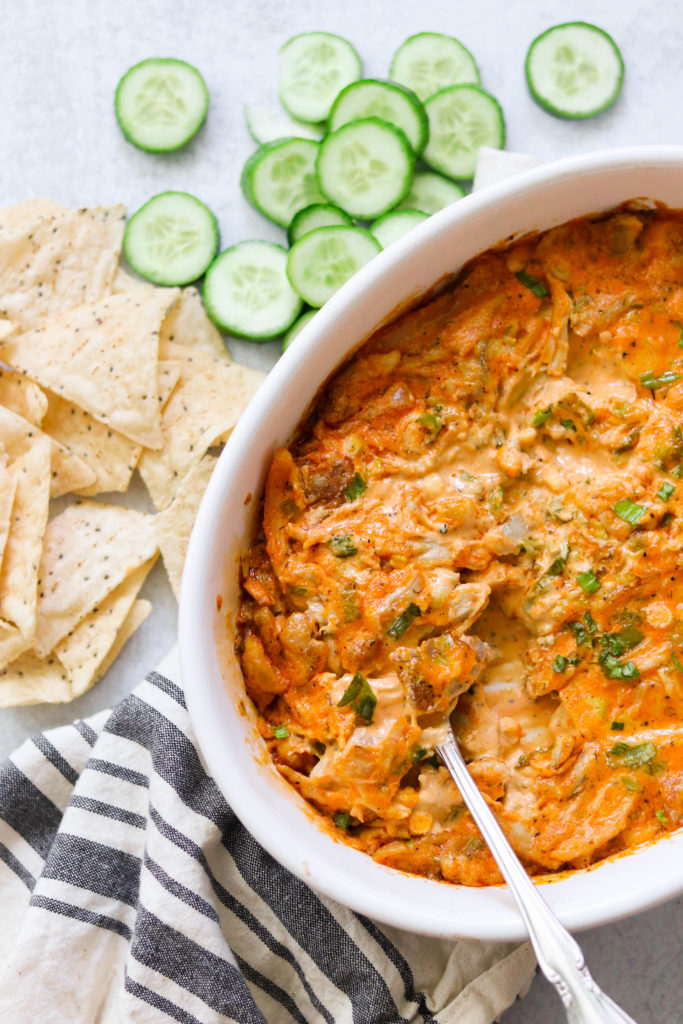 Whole30 Buffalo Chicken Dip Paleo Keto What Great