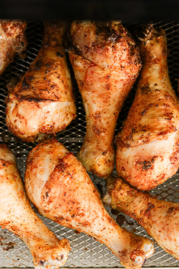 How to cook chicken drumsticks in air fryer