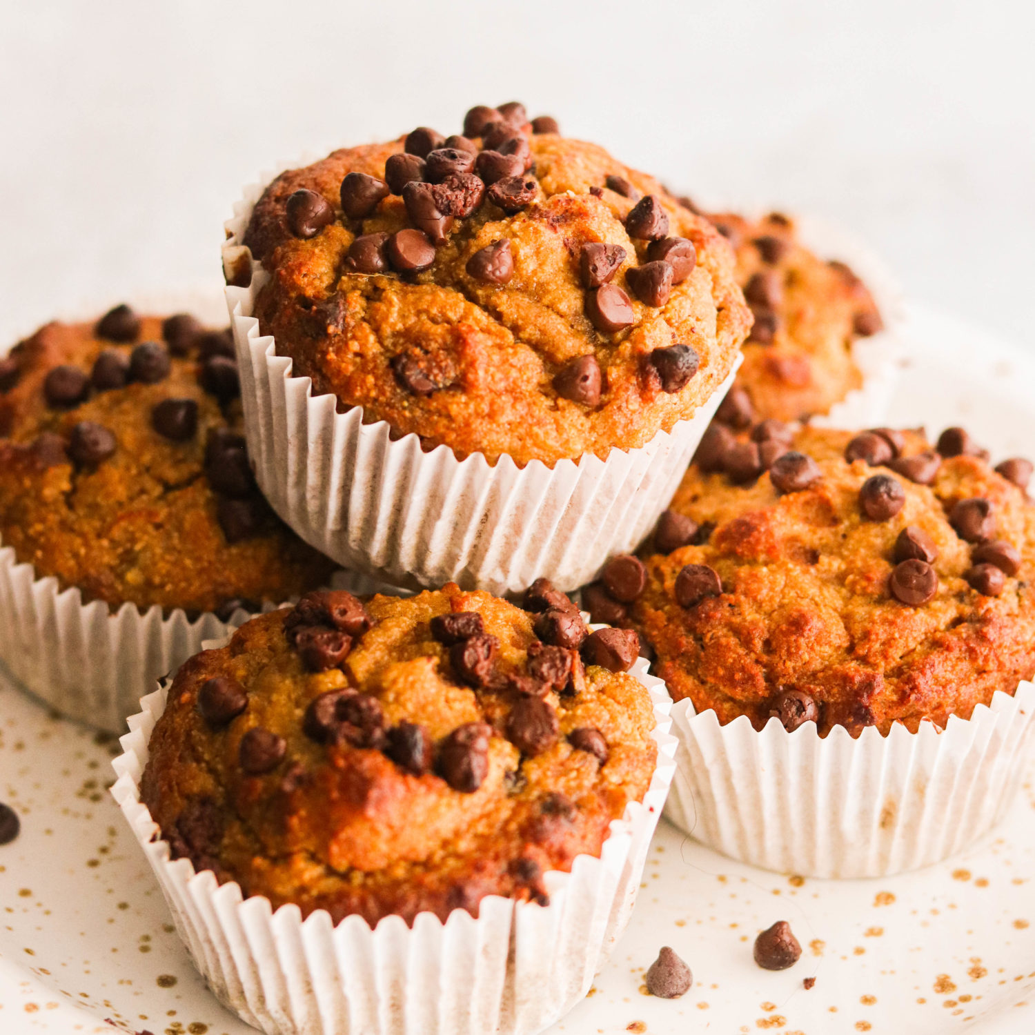 Paleo Sweet Potato Muffins With Chocolate Chips Nut Free What Great Grandma Ate