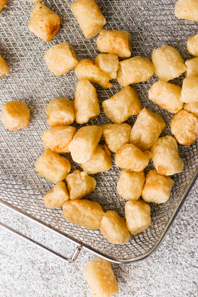 How to cook Trader Joe's cauliflower gnocchi using the air fryer