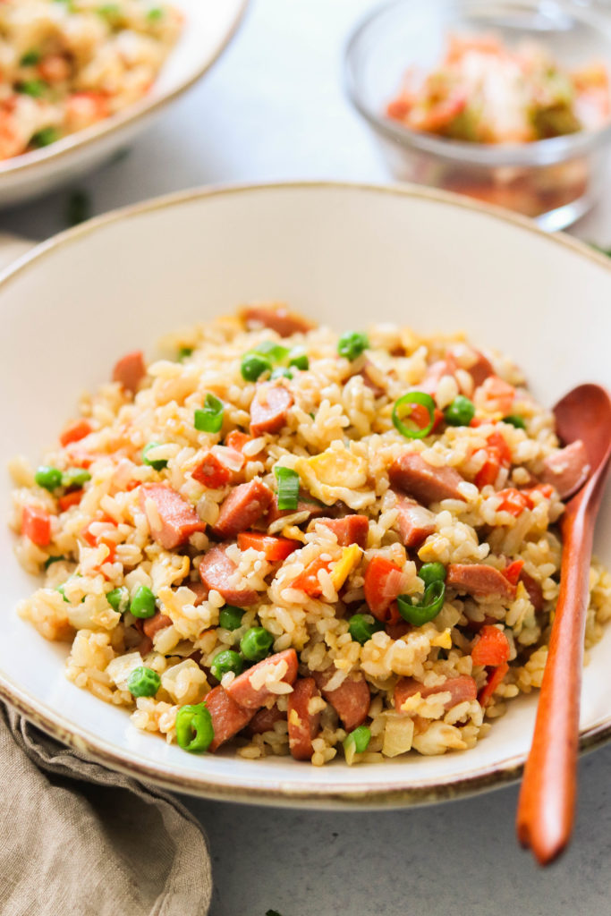paleo caulfilower fried rice