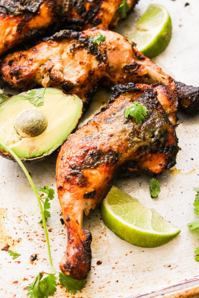 Whole30 pollo asado