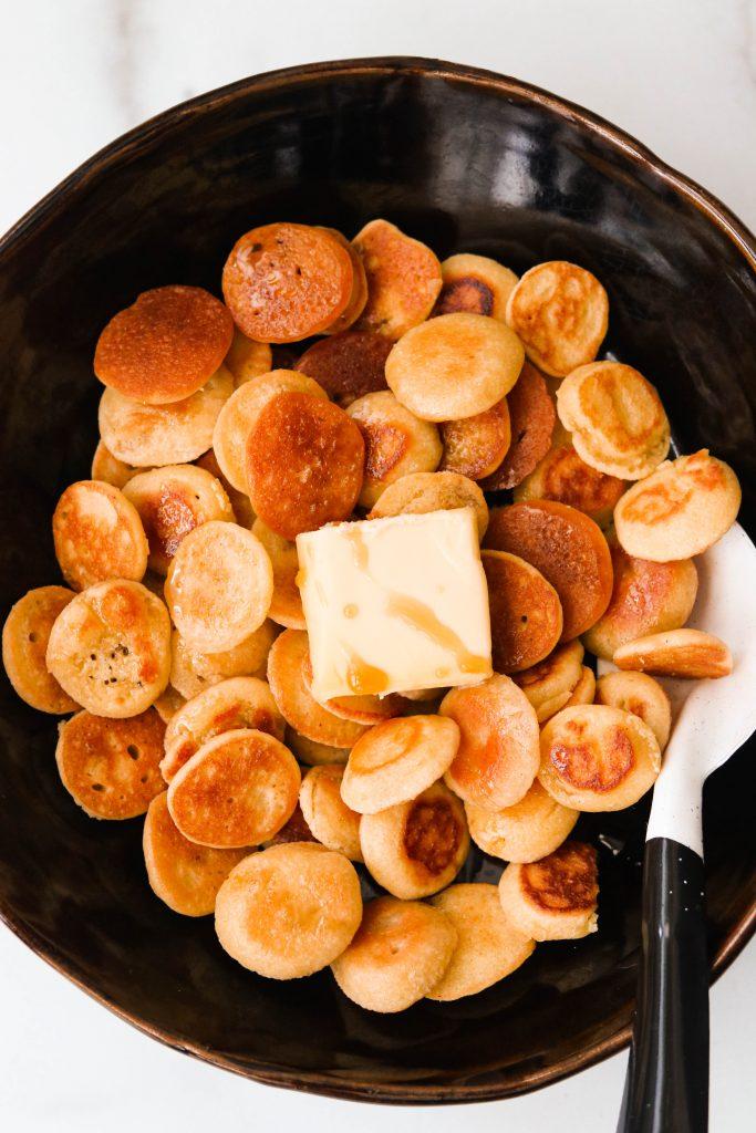 paleo pancake cereal