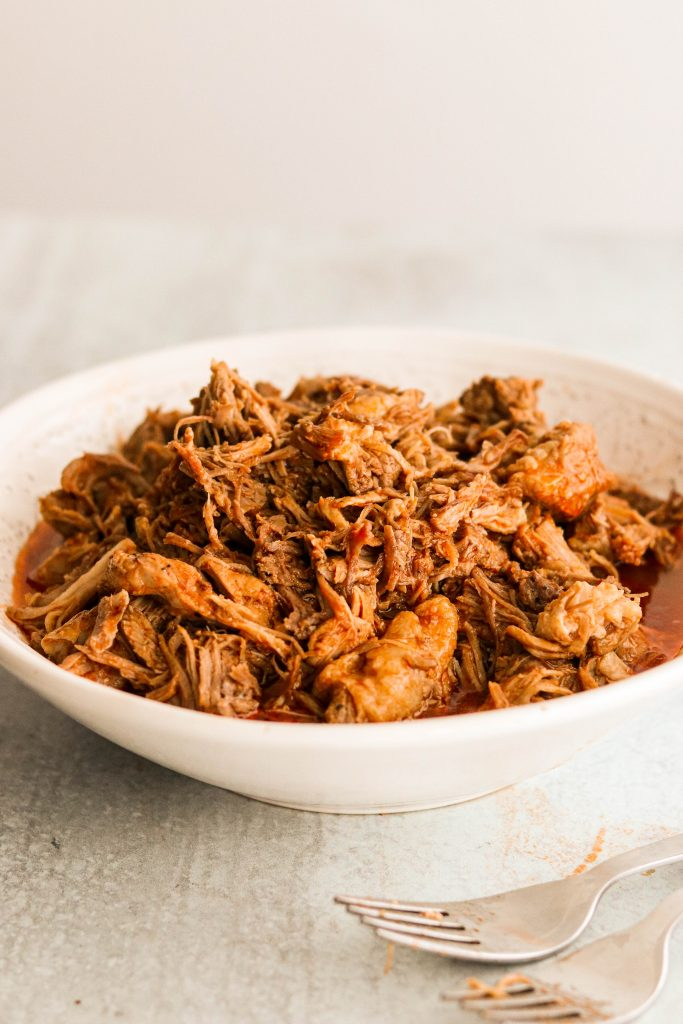 Whole30 bbq pulled pork