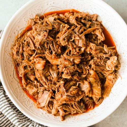 Whole30 Instant Pot BBQ Pulled Pork (Paleo, Low Carb)