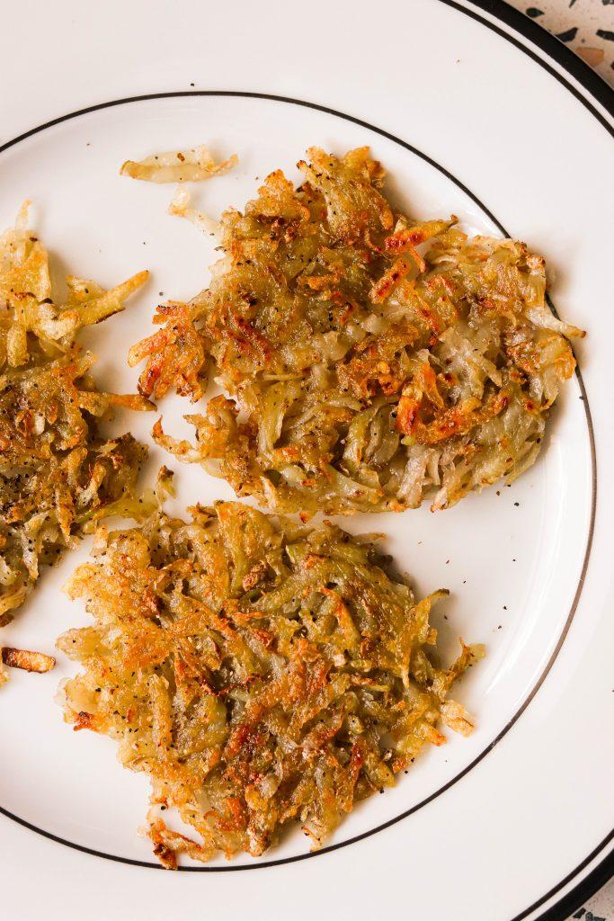 extra crispy hash brown recipe