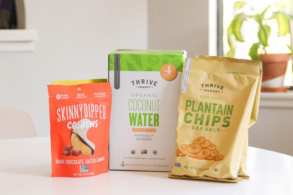 Thrive Market brand products