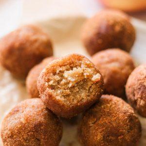 apple cinnamon donut holes